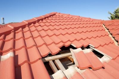 My roof needs repairing and restoring.